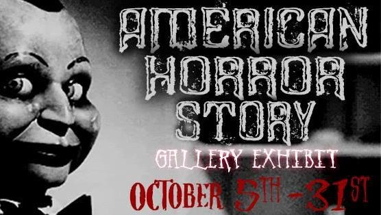 Cream City Tattoo has put out the call for entries in the American Horror Story exhibit.