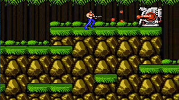 Contra ranks No. 44 on the 50 Greatest Games Ever list.