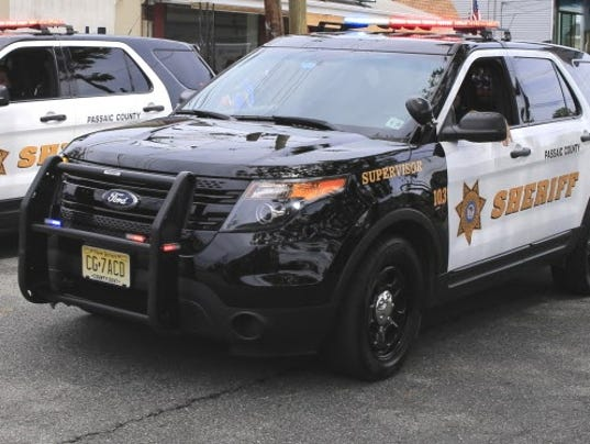 passaic county sheriff department