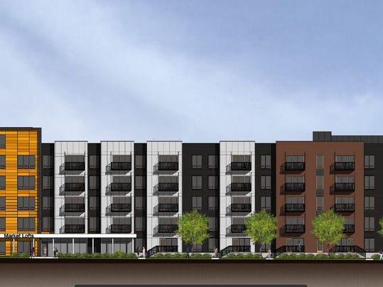 48 Million Apartments Planned Near El Bait Shop