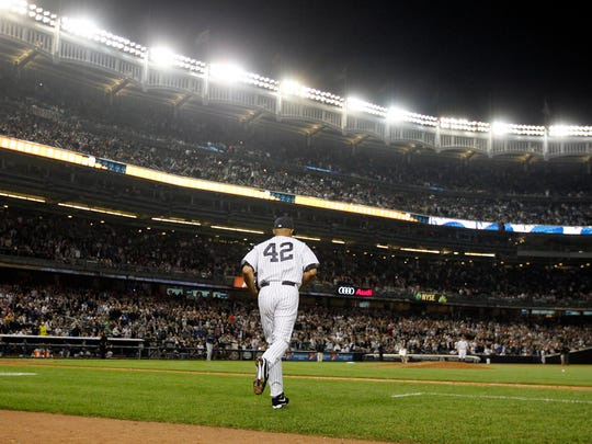 One of the most iconic entrance songs was Enter Sandman by Metallica, played for Yankees great Mariano Rivera.