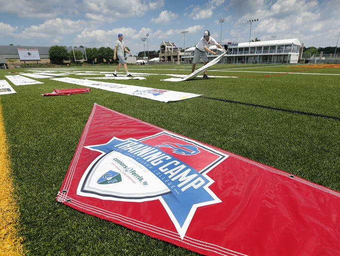 Buffalo Bills training camp: What you need to know
