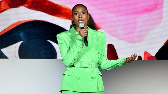 Issa Rae delivered a monologue to remember at the 2018