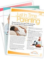 """The """"Just in Time Parenting"""" newsletter has been sent out to Fond du Lac County parents for 27 years."""