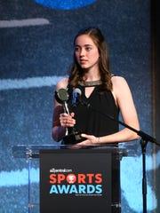 Sarah Barcello of Seton Catholic wins Athlete of the