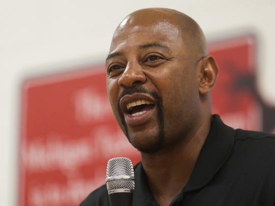 NBA player Earl Cureton said he was a victim of bullying as a youth.
