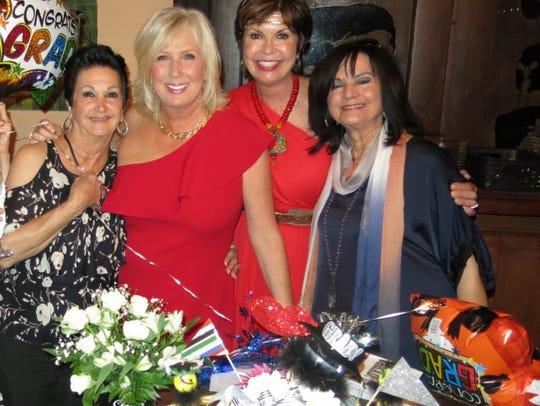 Camille Millen, Rhonda Anderson, Linda Biernacki, Dr.