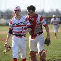 Baseball notebook: Vineland's hitting cures early-season woes