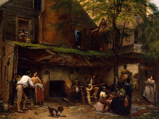 Eastman Johnson
