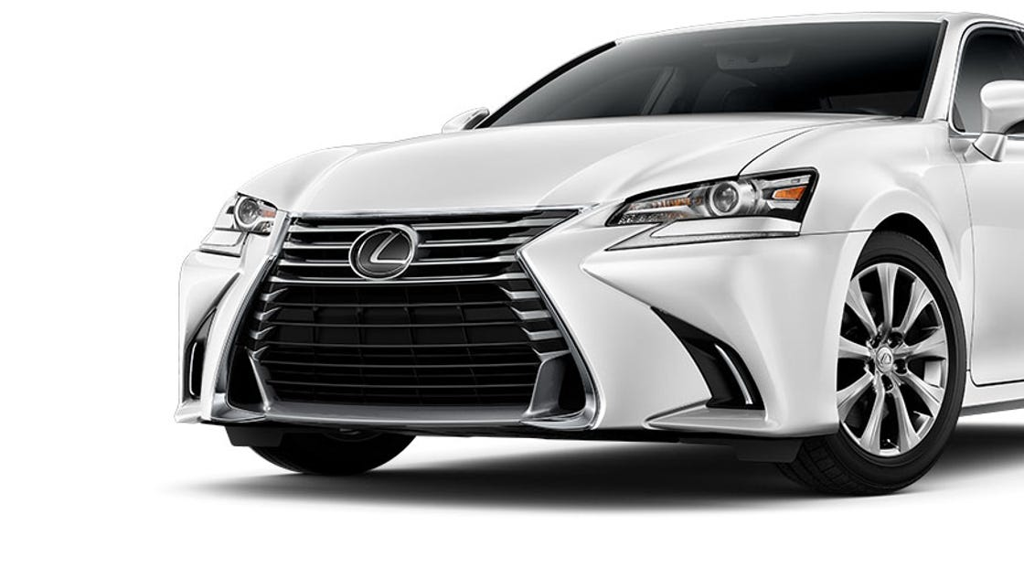 car review 2017 lexus gs 350 f sport sedan. Black Bedroom Furniture Sets. Home Design Ideas