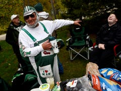 Want someone to set up your Michigan State football tailgate? Here's how to have it done