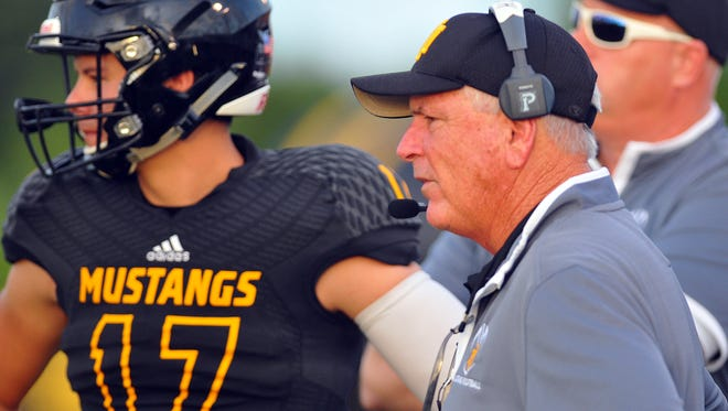 After 11 seasons as head football coach, Merritt Island's Jeff McLean has decided to step down.  He will remain as athletic director.