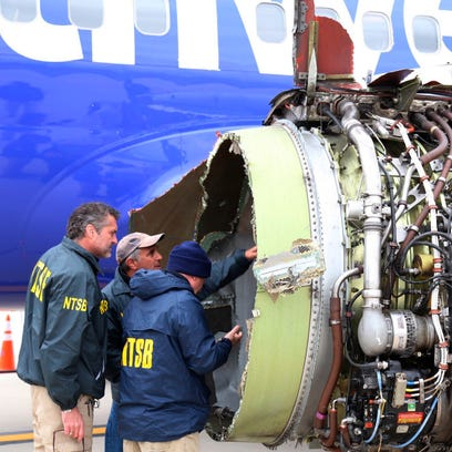 22 minutes of terror on Southwest Flight 1380: How an ordinary trip turned tragic