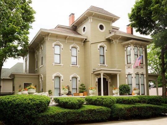 William Fletcher Owosso tour house