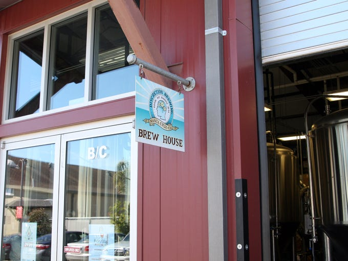 Discretion Brewing, Soquel, Wednesday, March 8, 2017