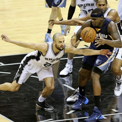 The San Antonio Spurs lose 117-116 to the Memphis Grizzlies