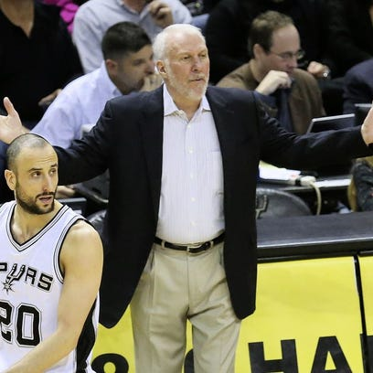 Coach Pop is three victories away from becoming only