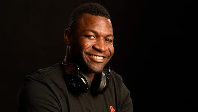 Former Baltimore Ravens wide receiver Mark Clayton is the latest athlete/celeb lending his name headphones.