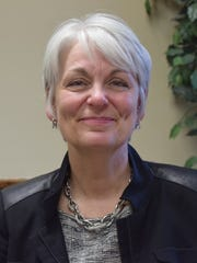 Laurie Hamen, president of Mount Mercy University