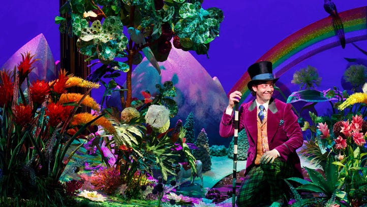 Charlie and the Chocolate Factory was a Broadway success - and here's why