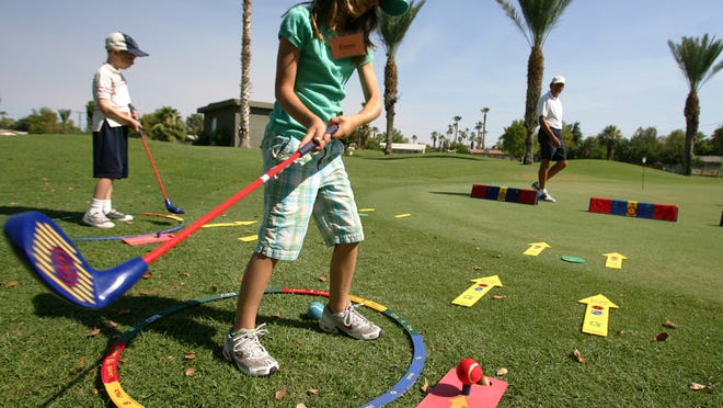 The First Tee of the Coachella Valley, like chapters across the country, tries to instill life skills while teaching juniors the game of golf.