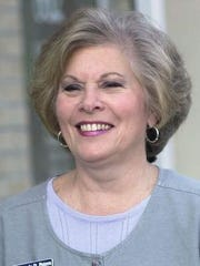 Rosemarie Peters, now the Monmouth County Surrogate