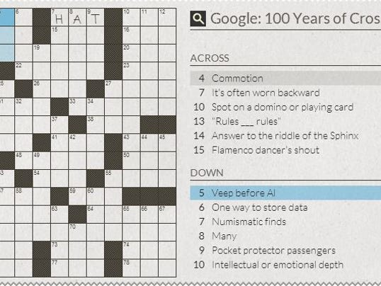 Usa Today Crossword Online Puzzle Usa | Male Models Picture