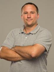 University of Wisconsin-Green Bay professor John Luczaj