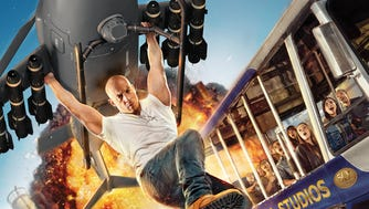 'Fast & Furious - Supercharged' hits Universal Studios Hollywood
