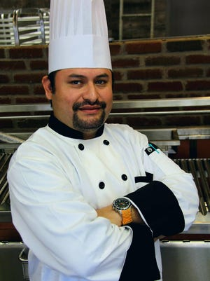 New Harvest executive chef Carlos Garcia, who has more than 30 years of experience as a chef, will lead the restaurant's kitchen.