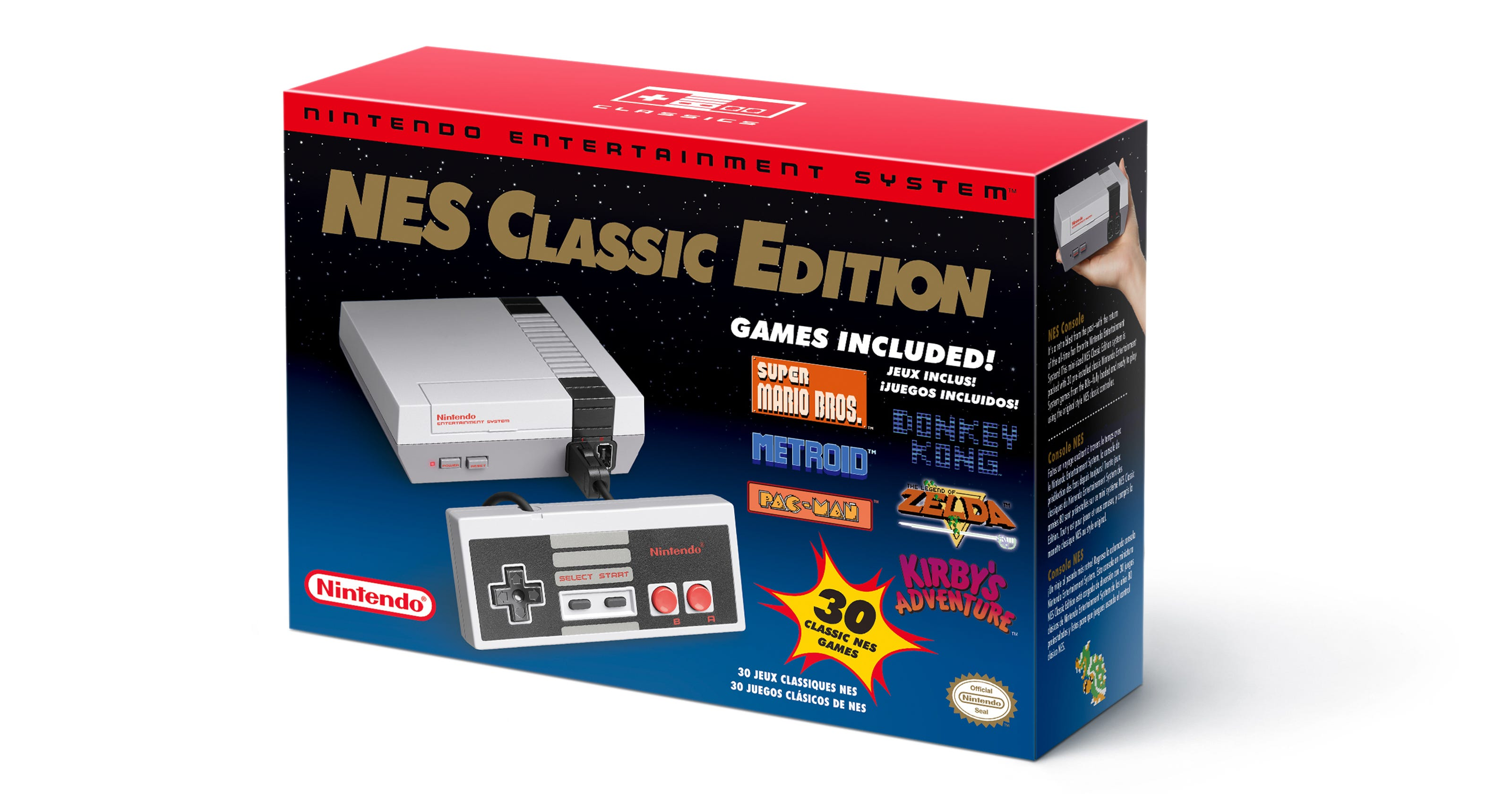 Nintendo S Nes Classic Will Return To Stores On June 29