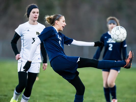 Robert E. Lee @ Buffalo Gap Girls Soccer