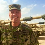 Artillery battalion chief Dave Norris says Fort Bliss job 'best I've ever had'