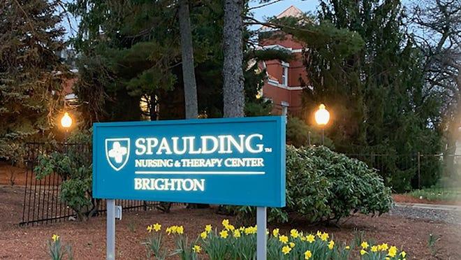 Spaulding Brighton Nursing and Therapy Center.