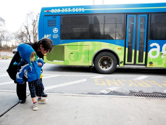 Bus riders have a chance to give input on changes to the system, in a Transit Master Plan survey.