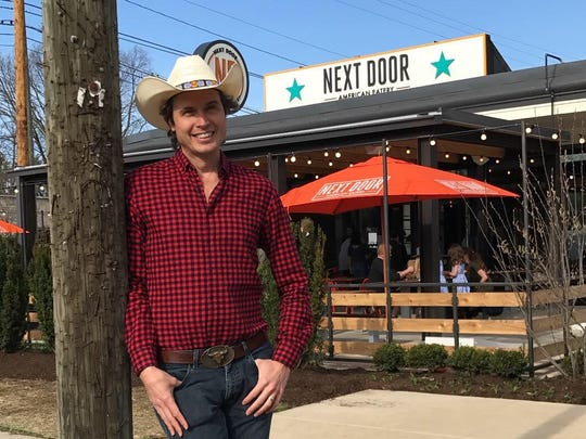 Kimbal Musk's new Next Door American Eatery serves quick farm-to-table dishes for lunch and dinner in a super casual atmosphere at 4573 N. College Ave. in Meridian-Kessler, Indianapolis.