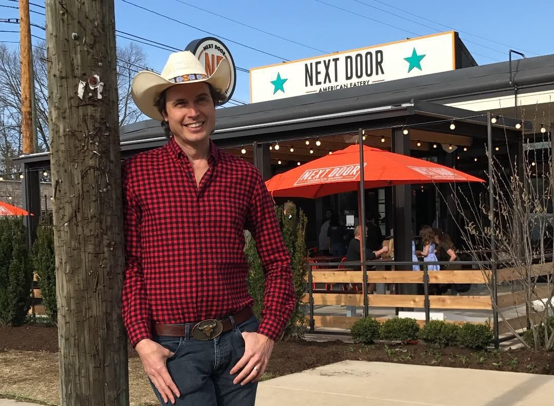 Kimbal Musku0027s new Next Door American Eatery serves  sc 1 st  IndyStar & New Indianapolis restaurant Next Door does vegan gluten-free dishes