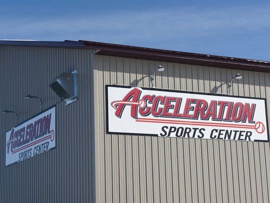 Acceleration Sports Center recently opened in Sauk