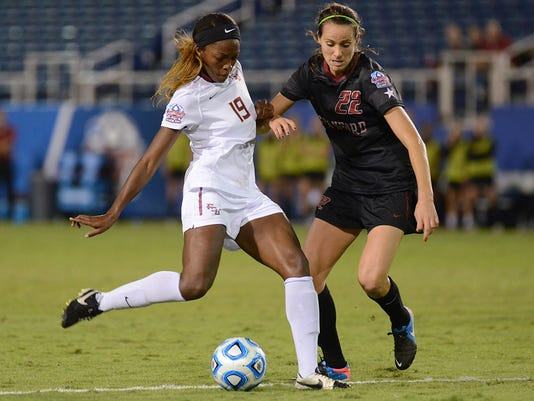 NCAA Womens Soccer: College Cup-Semi Final-Florida State vs Stanford