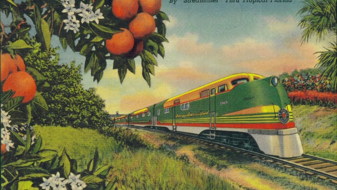 The Orange Blossom Special arrived in Fort Myers in 1927.