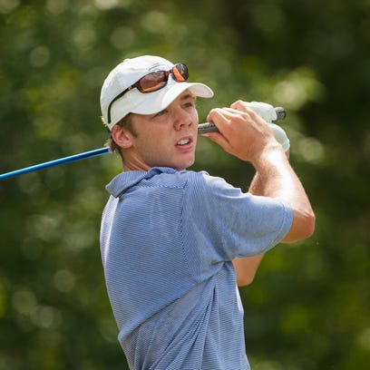 Shreveport's Sam Burns moved into the top 10 in the World Amateur Golf Rankings -- he's No. 7 -- thanks to a recent runner-up finish near Houston.