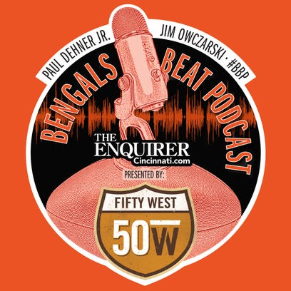 Bengals Beat Podcast presented by Fifty West Brewery