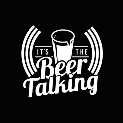 It's the Beer Talking album art. Illustrated by by
