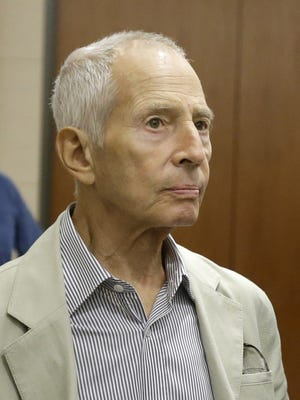 Robert Durst in a 2014 photo