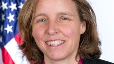 Megan Smith, the Chief Technology Officer of the United States.