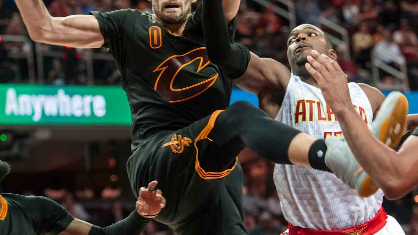 Favorite Cavs open East finals on road vs. underdog Celtics
