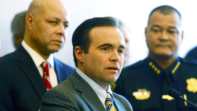 Mayor John Cranley raised $550 for the Ohio Innocence Project. Cranley's game-show winnings will go toward the organization, which seeks to identify inmates in the state's prison system who may have been convicted despite being innocent of their crimes.