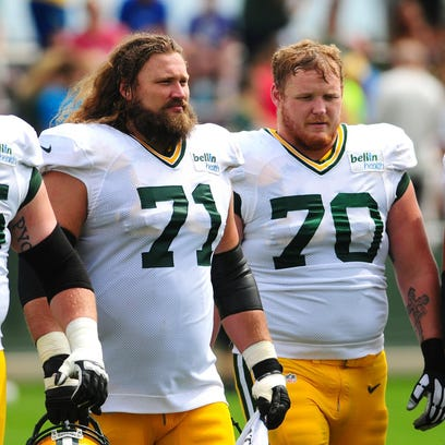 GPG 082514 Packers Training Camp