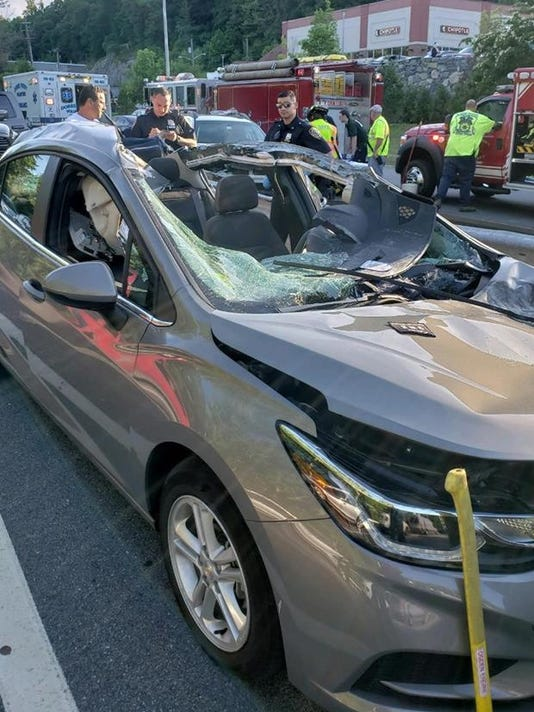 Saw Mill River Parkway crash