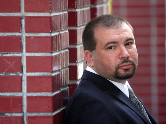 Jeffrey Deskovic spent 16 years in prison after being wrongfully convicted in a 1989 killing.